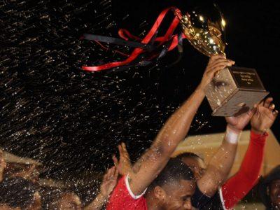 Somerset Trojans Win Premier League Trophy