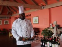 Bermudian Inspired Cuisine with an International Flair