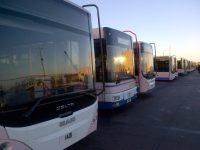 Minibuses Hired as a 'Temporary Measure' For Bus Services