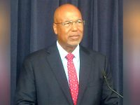 Finance Minister: New EU Blacklist Threat Presents 'Clear & Present Danger' to Bermuda