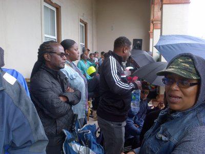 Ten Port Workers Sent to Unload 'Essential Items' off the Oleander