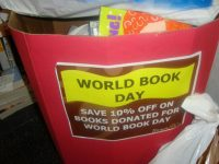 World Book Day Literacy Drive On Nikita's Birthday