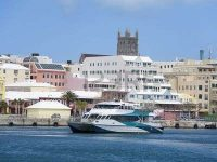 Dockyard to New Ferry Dock in St George's Starts on Wednesday