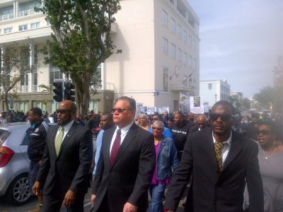 """QC Jerome Lynch on Case of Airport Protesters: """"A Victory for Common Sense"""""""