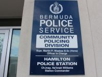 Bermuda Police Service Moving to Cashless System