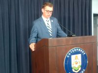 Fahy: Spitting & Threats Not Acceptable or Bermudian
