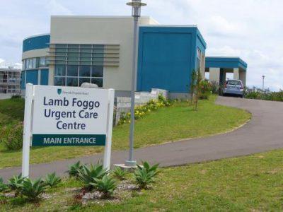 BHB: X-Ray Machine at Lamb Foggo Urgent Care Centre Out of Service