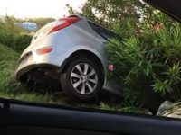 Cup Match Time in Bermuda & Already the Road Traffic Accidents Begin
