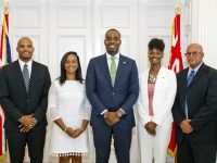 New Junior Ministers Sworn In At Government House