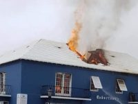 MPs Swan & Ming: Fire at Robertson's is a Blow For Entire St George's Community