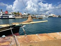 'Spirit of Bermuda' Back Up & Ready for Student Voyages Following Collision