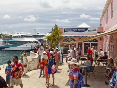 BTA: Electronic Fares Planned for Bermuda Ferry Rides