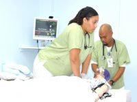 Bermuda College on Male Nursing Graduate Shines as First Male RN