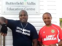 NVCC Combines 'Family, Football & De Fun Zone' – a Bermuda First