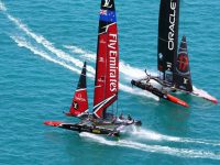 Preparations to build America's Cup Village move into High Gear