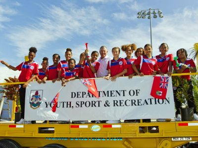 Sports Minister: Update on Bermuda Under 17 Women's Team Evacuating Nicaragua