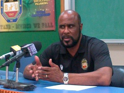 BIU President Has Bus Mechanics Speak Up For Themselves on DPT