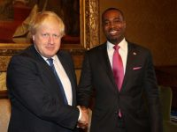 Premier David Burt Wraps Up Whirlwind UK Trip Today