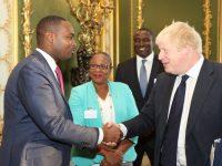 Premier Burt: EU Recognized Bermuda's Status