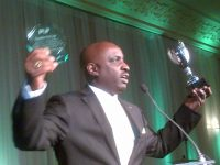 MP Chris Famous Awarded Before Full House at PLP 2017 Gala