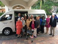 Generous Donors Put Project Action Back Behind the Wheel in New Van for Seniors