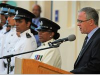 Governor Appoints UK Top Cop to Replace Bermudian Police Commissioner