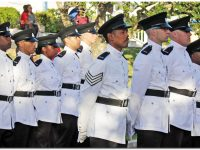 Police: New Set of Twelve Recruits in Passing Out Parade #78