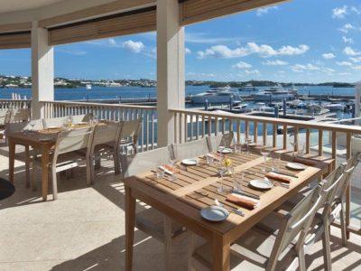 Attention Foodies: Chef Samuelsson Launches New Menu at Hamilton Princess & Beach Club
