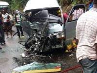 BHB: Road Traffic Accidents Land 115 in KEMH Emergency Department in January