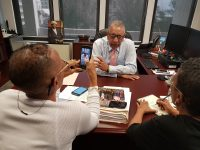 Works Minister : Update on Public Works Issues in First Exclusive Joint Interview With Bermuda Real & TNN