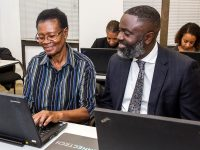 A Family Affair as National Security Minister Highlights 2018 Safer Internet Day For Seniors