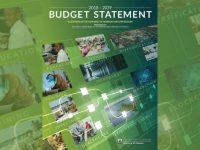 BDA Budget Statement Response by CEO Ross Webber