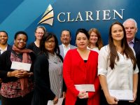 The Clarien Foundation Donates $91,000 to Nine Local Charities