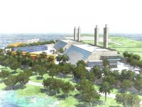 BLDC Unveils Plans For New Energy Plant & Cargo Port at Ships Wharf in St David's