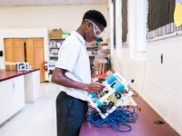 House: Education Minister Diallo Rabain Updates MPs on STEAM Education in Primary Schools
