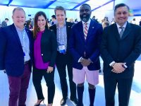 BDA Delegation Promoting Bermuda as  Global Hub for Emerging Technolgies in California