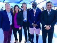 BDA Delegation Promoting Bermuda as  Global Hub for Emerging Technolgies in California