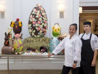 Easter Holiday Eye Candy Treat Still on Display at Hamilton Princess & Beach Club