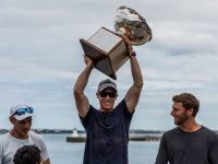 UK Sailor Paul Goodison Wins Bacardi Moth World Championship in Bermuda