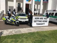Police & Road Safety Council Bermuda National Heroes Day Holiday Weekend Advisory