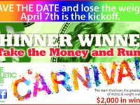 TAC: $2,000 Up For Grabs in Fifth Annual Thinner Winner Slim Down For Carnival