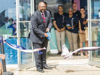 New Visitor Services Centre Officially Opened in Dockyard