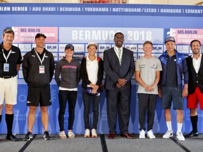 Bermuda's Own World Champion Triathlete Flora Duffy is Back to Defend Title on Home Turf