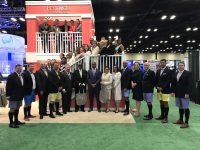Industry Welcomes Bermuda Delegation to RIMS 2018