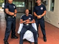 Ever Wonder What's Behind The Smile on the Face of This Retired Fire Fighter & EMT of 31 Years?
