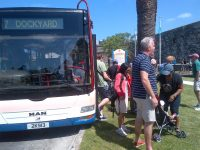 DPT Advisory: Alternate Bus Routes For Bermuda Heroes Weekend Events