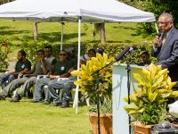 Minister Addresses Graduation of Skills Development Programme Participants