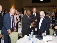Deputy Premier Opens Bermuda Captive Conference