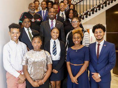Future Leaders of Bermuda Gets $19,000 in Sponsorship to Fund Summer Initiatives