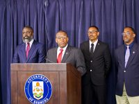 Ministers Unveils 'Operation Caution' Road Safety Campaign